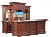 Hillsborough Grand Backbar