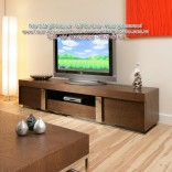 Large TV/Television Cabinet/Entertainment Unit/Center Elm Wood 912